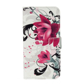 New Painting Wallet PU Leather Case Cover for Samsung J5 2017 J3 2017 J3 Prime