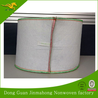 Wholesale durable hydroponic fabric grow bags plant nursery bag garden felt grow bags
