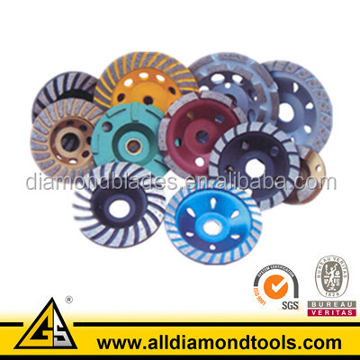 Different Kinds Of Diamond Grinding Cup Wheel For Concrete