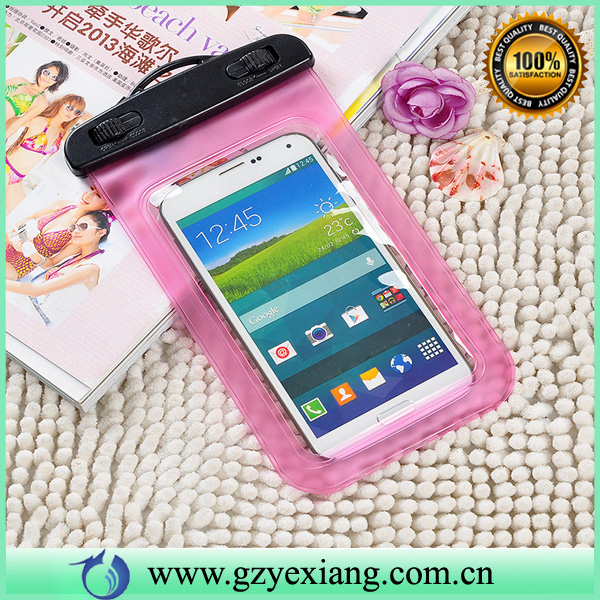 newest design pvc waterproof case for samsung galaxy ace 2 i8160