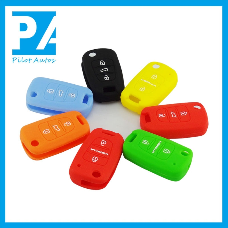 Facttory wholesale exclusive silicone car key cover for mercedes-benz