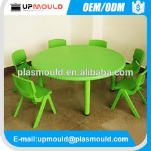 Plastic chair/table mould office injection mold blowing chair mould