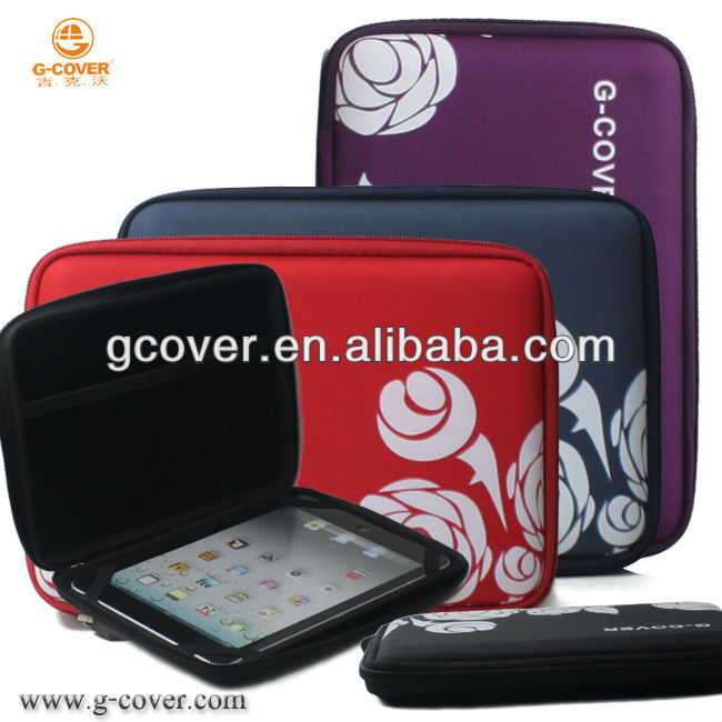 "hot sleeve case bag for 7inch tablet pc,7.9"" tablet"