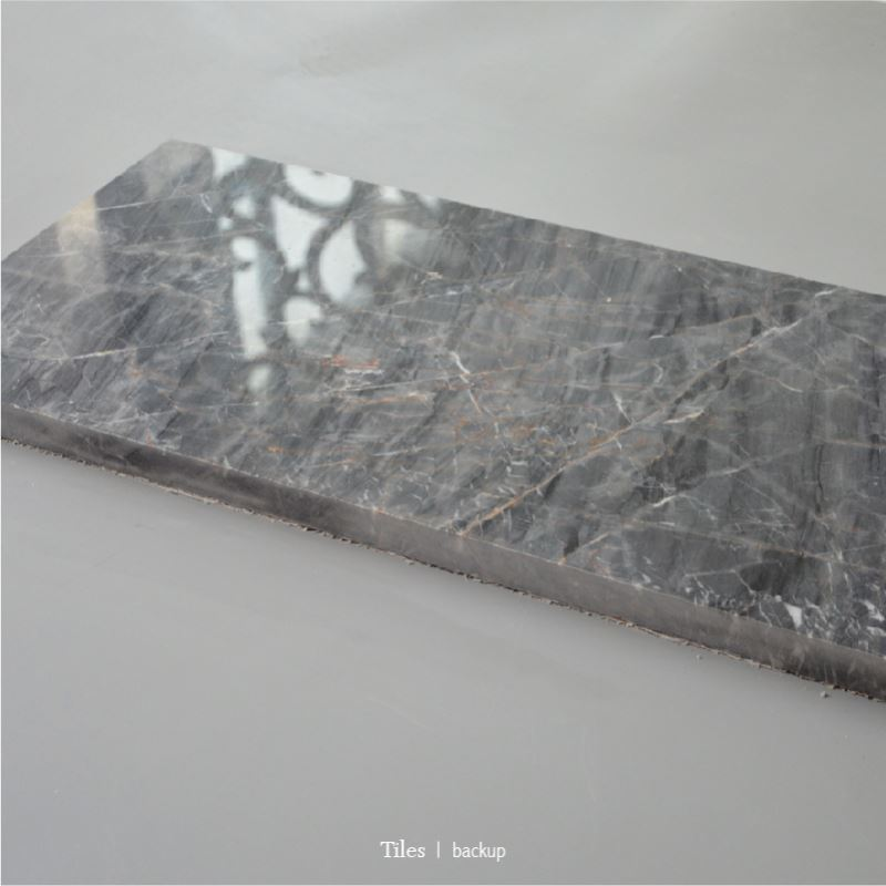 Polished Cheap Gray Marble