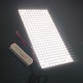 DIY super bright light solution lightweight,bendable light panel flexible LED