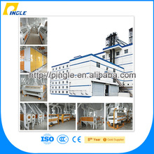 Wheat Flour Grinder/Whole Plant Flour Mill Machinery Prices