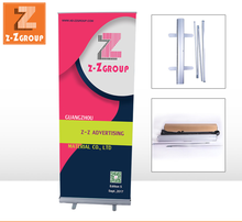 Z-Z Group Grade A/Grade AA Model 2#/10#/18#/19# Advertising Roll Up Display Banners