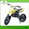 China new model Cheap gas-powered mini dirt bike for sale 50cc/SQ-DB01