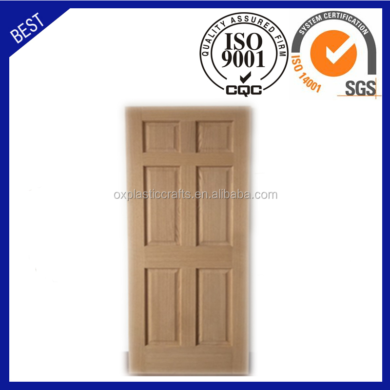 American cheap wood door red oak interior door