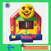 smile face cheap commercial bounce house jump inflatable bouncers jumpers for kids