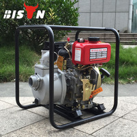 Bison China Zhejiang New Design Reliable 2'' 2inches Plunger Pump Stainless Steel Electric Types Of Diesel Engine Water Pump
