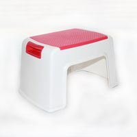 plastic small square stool