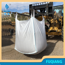 Large u panel pp jumbo bag 1 ton intermediate bulk containers for sale