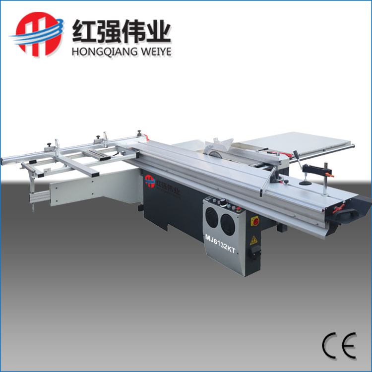 Precision table saw for woodworking machine MJ6132KT
