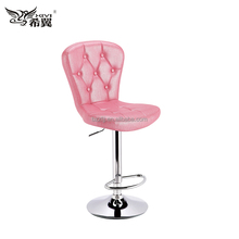 high top chrome swivel high bar stool table chair