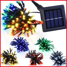 Free Shipping! 100LED solar Powered Fairy Light String for eBay and Amazon