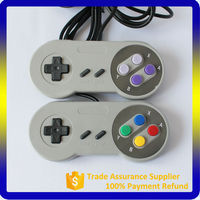 2015 Hot Products Game Controller for SNES Console Wired Joystick