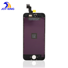 Hot sell For Apple iPhone 5 Display Screen LCD Assembly With Original Digitizer Glass No Dead Pixel AAA Quality