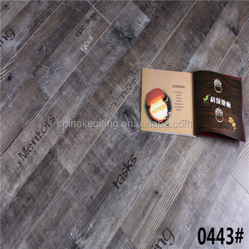 Laminated Flooring with Grapheme