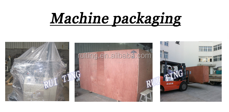 RTZF800 Automatic PE coated paper hamburger box forming making machine