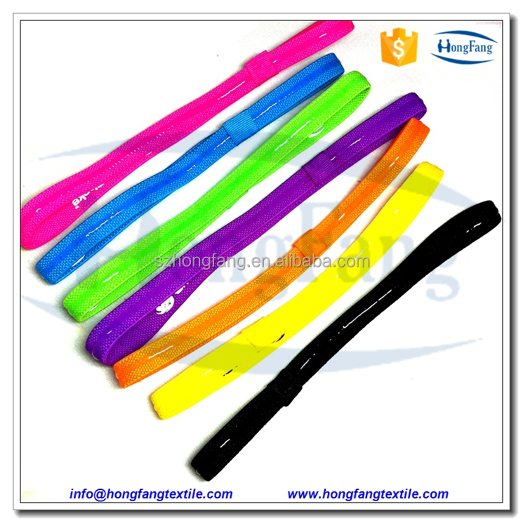 Anti slip stretch promotional cheap headbands