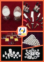 Ceramics powder yttria stabilized zirconia