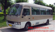 TOYOTA used coaster bus for sale