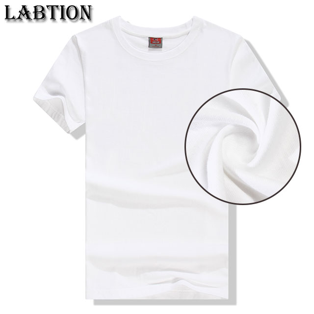Promotion comfy and breathable summer plain 100 cotton t shirt