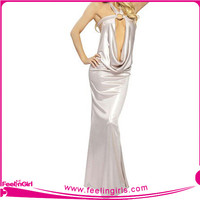 elegant women kaftan maxi dress