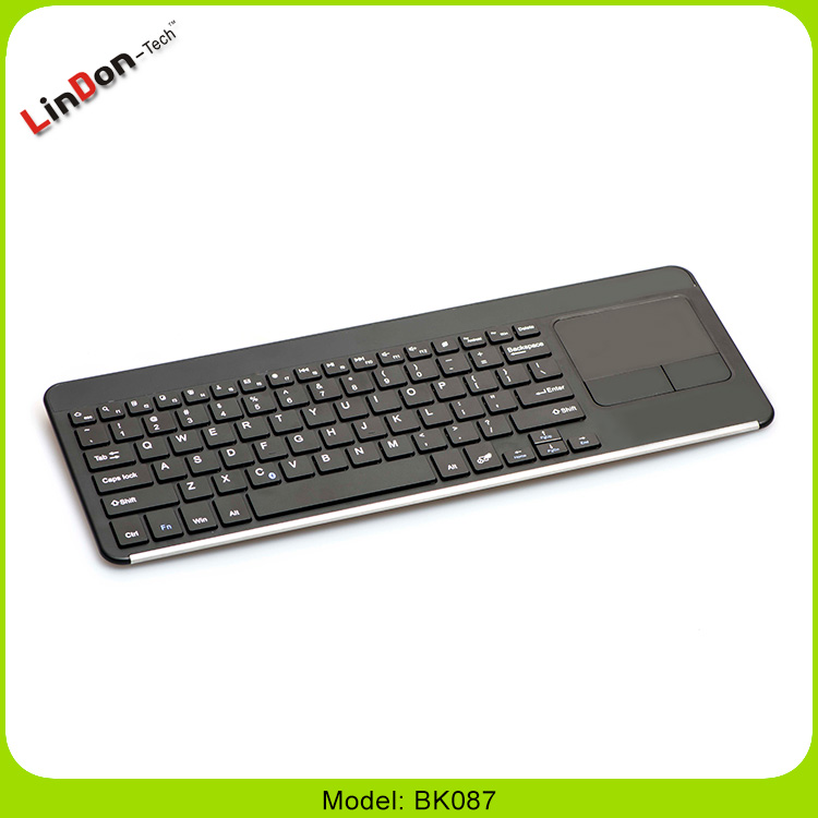 Wireless bluetooth touchpad keyboard for smart tv, mini wireless keyboard for samsung smart tv, for lg smart tv