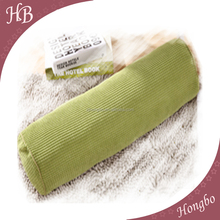 wholesale decorative pillow printing long cushion covers cylindrical pillows