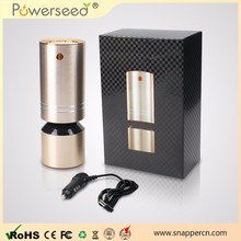 Powerseed Car Remove Smoke Smell Air Purifier Oxygen Ozone Bar car air purifier airbus