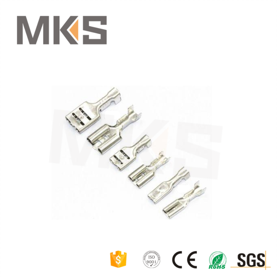Best Price Insulated High Quality Female Spade Faston Terminal Connector