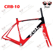 high quality!700C road racing high stiffness carbon road bike frame