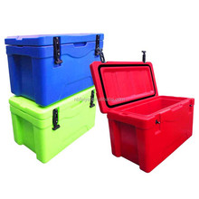 marine rotomolded plastic ice cooler chilly bin chest