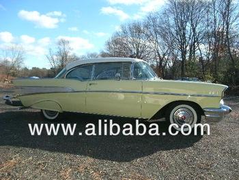 1957 Chevy Belair 2 door Hardtop Coupe - SOLD!