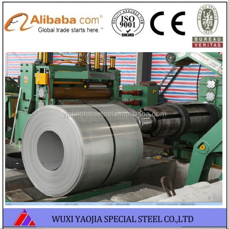 large quantity stock in warehouse stainless steel 304l coils