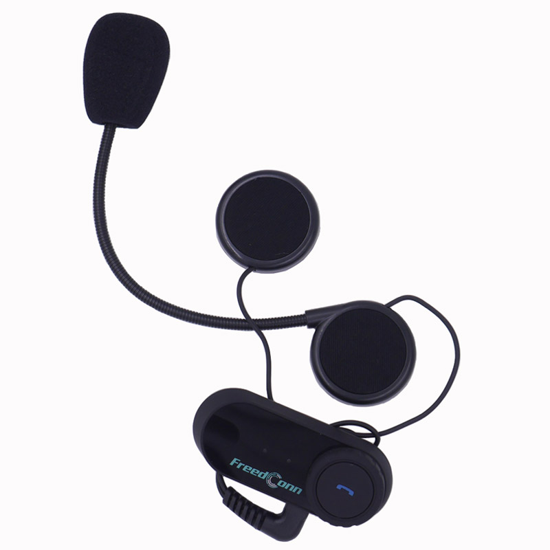800m Bluetooth Motorcycle Helmet Interphone Wireless handsfree communication for motorcyclists