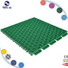 Plastic portable outdoor flooring heavy duty flooring basketball court covers