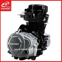 Zongshen CG200 200CC Motorcycle Engine Air Cooled Gasoline Engine For Motorcycle