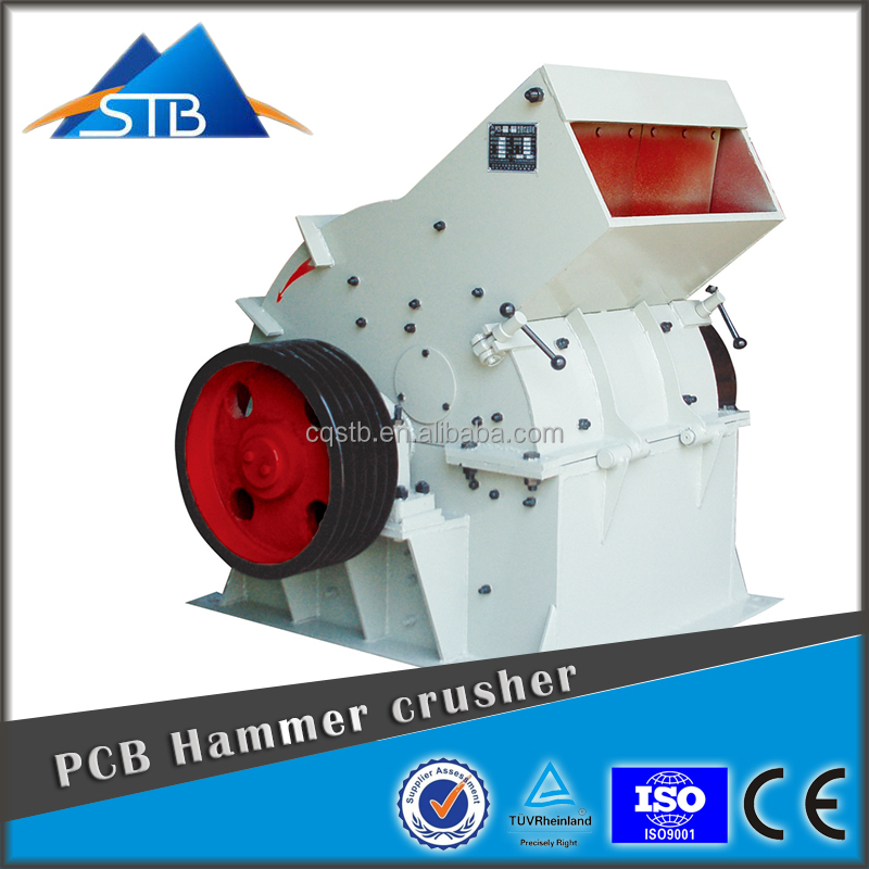 High Efficiency Good Performance Hammer Crusher Ball Mill With Low Price