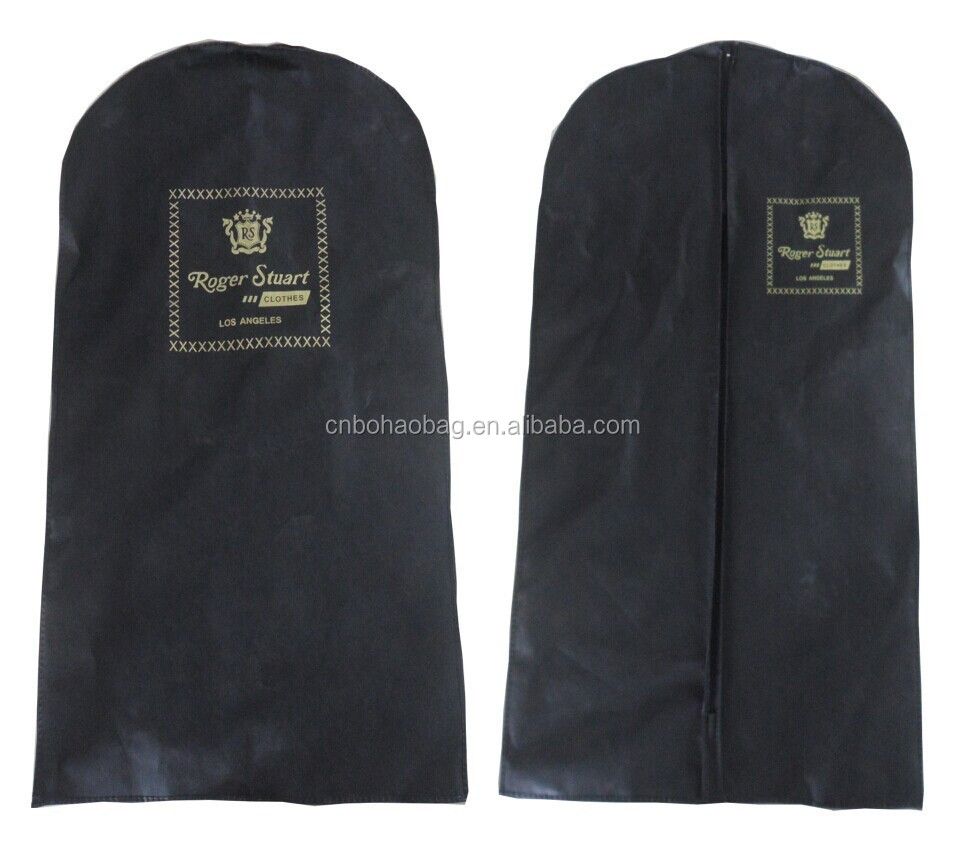 420737c8931 Wholesale Promotional Foldable Non Woven Suit Cover,Suit Garment Bag ...