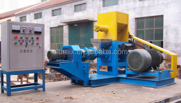 animal pet food extractor/floating fish feed extruder machine in nigeria