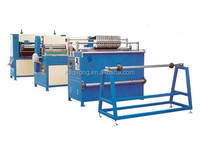 3B-1100 type Automatic Blade Pleating Machine knife pleating machine filter making machine