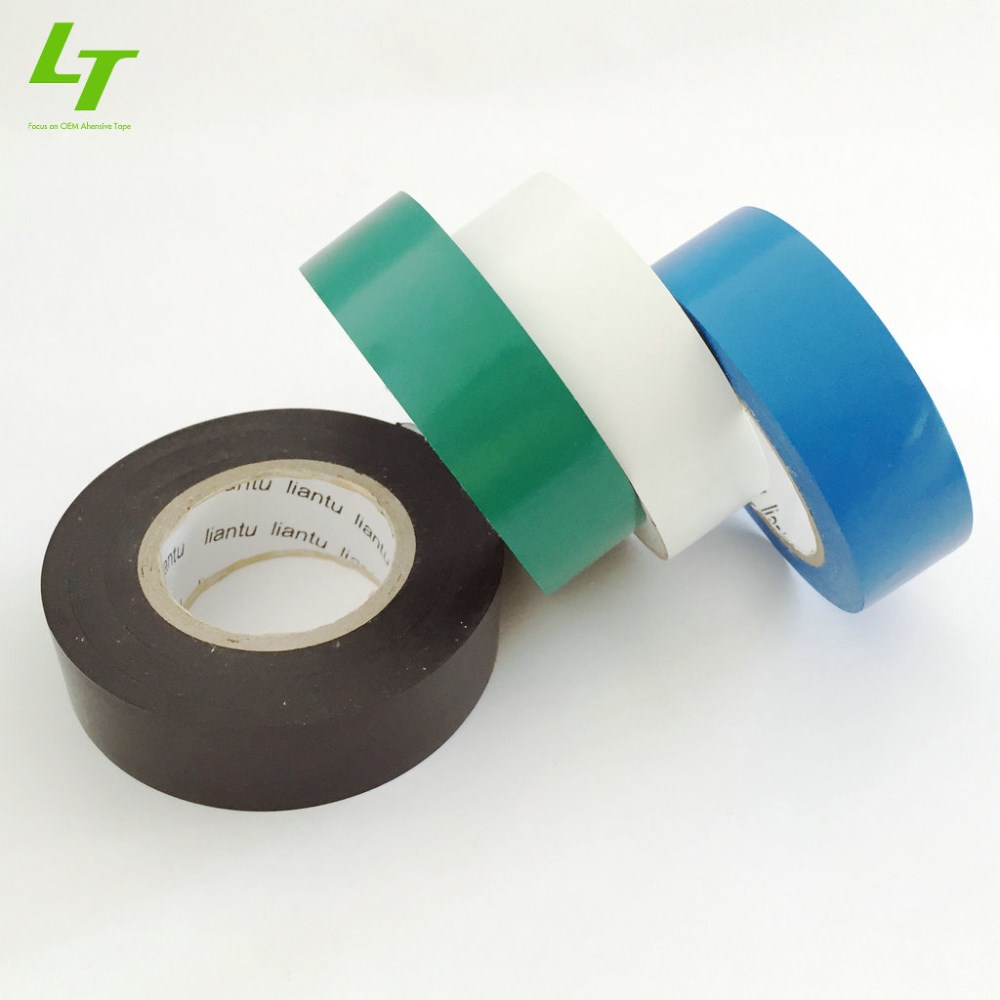 Automotive Wire Harness PVC Tape with Fireproof Feature
