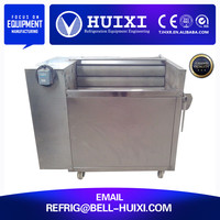 food production line vegetables and fruits prickly pear brush washing machine