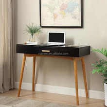 Modern high glossy top wooden home executive desk office table