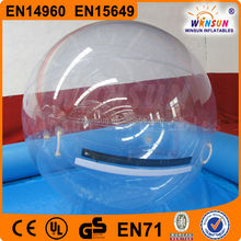 Hot Sales Summer Playing Popular Fun Inflatable Water Skim Ball