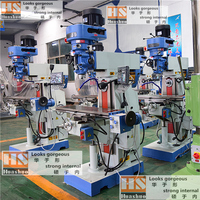 Brand new High Speed Milling Machine Horizontal Vertical Drilling and Milling Machine made in China