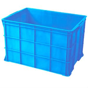 hard Plastic Turnover Box 755D HDPE